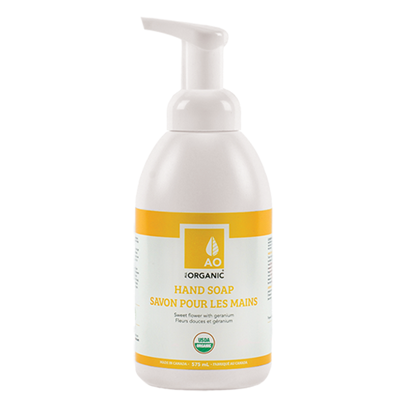 ALLORGANIC HAND SOAP