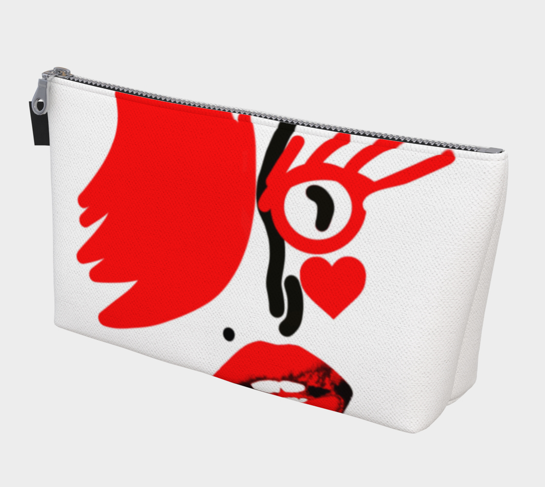 Cosmetic case JET SET LOVE
