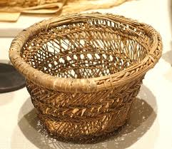 Egyptian Wicker Basket (est. 1570 CB - 1000 BC).