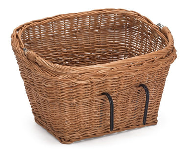 Bicycle Wicker Basket with Handle Home & Garden Prestige Wicker