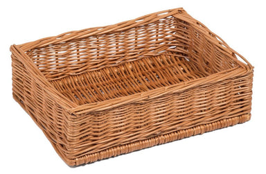 Display Storage Basket 40cm x 24cm Display Baskets Prestige Wicker