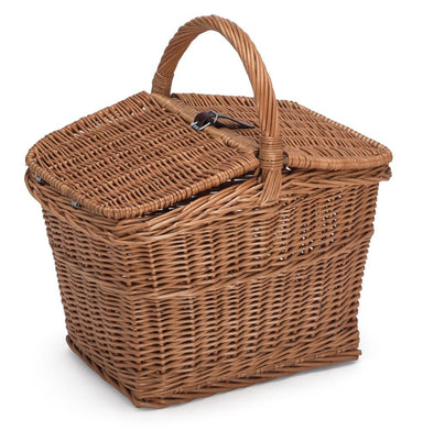 Empty Wicker Picnic Basket Home & Garden Prestige Wicker