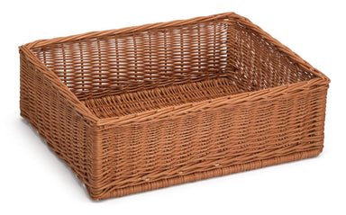 Large Display/Storage Wicker Basket 60Cm x 40Cm Display & Catering Prestige Wicker