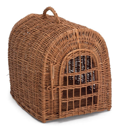 Pet Carrier Basket Pets Prestige Wicker