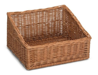 Sloping Wicker Display Basket 45x40cm Display & Catering Prestige Wicker
