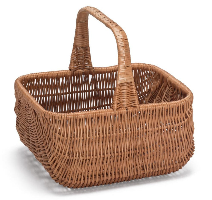 Traditional Wicker Basket Large Home & Garden Prestige Wicker