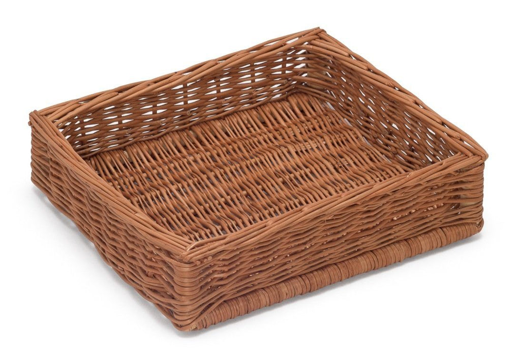 Wicker Display Basket 35x30Cm Display & Catering Prestige Wicker