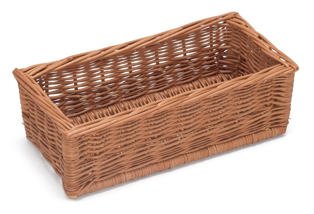Wicker Display Basket 39x19Cm Display & Catering Prestige Wicker