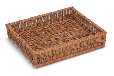 Wicker Display Basket 40x30Cm Display & Catering Prestige Wicker