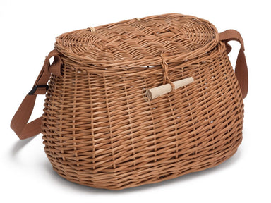 Wicker Fishing Creel Home & Garden Prestige Wicker