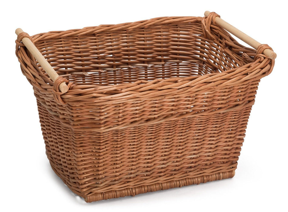 Wicker Storage Basket Large Home & Garden Prestige Wicker
