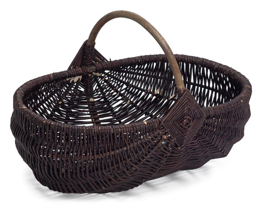 Wicker Trug Basket Home & Garden Prestige Wicker