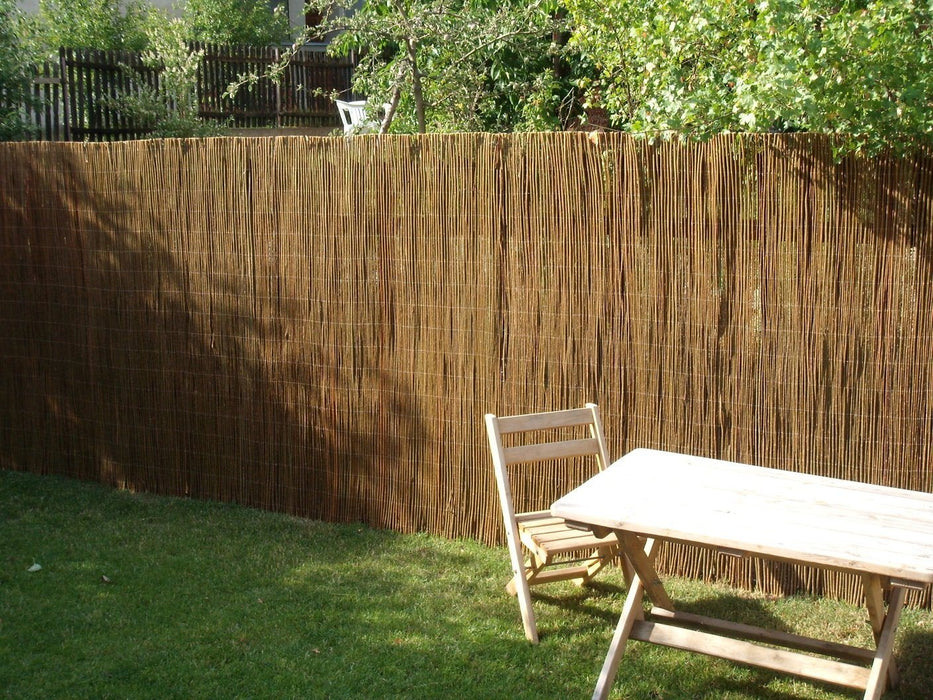 Willow Fence Screening Rolls Home & Garden Prestige Wicker