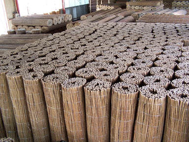 Willow Fence Screening Rolls Home & Garden Prestige Wicker Small