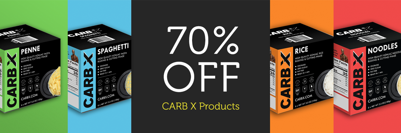 CARB X Products