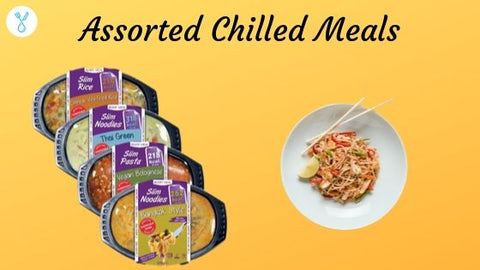 Slim Chilled Meal: Assorted Collection