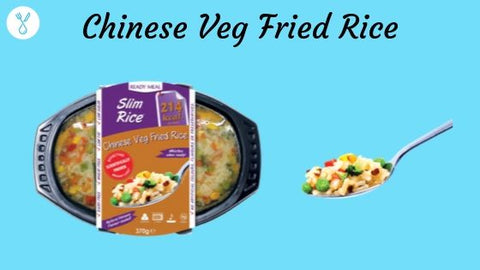 The Flavours of China: Chinese Veg Fried Rice