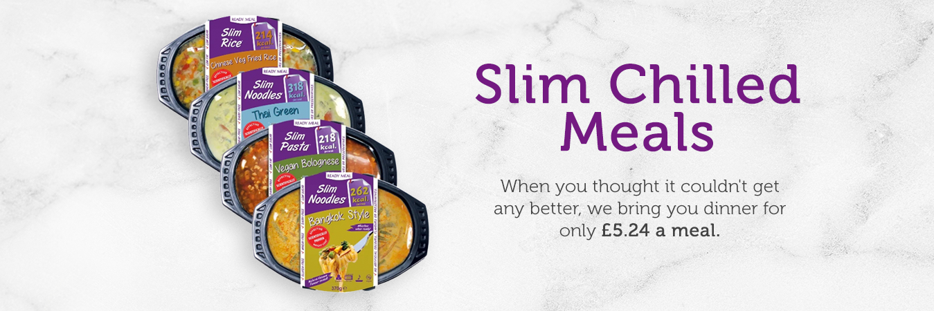 Slim Chilled Meals