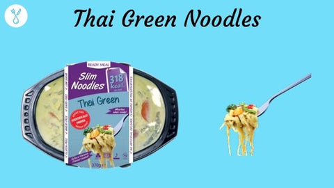 Visit Thailand with Thai Green Noodles