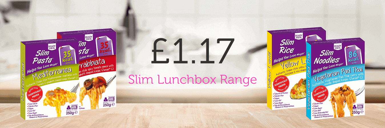 Slim lunchbox