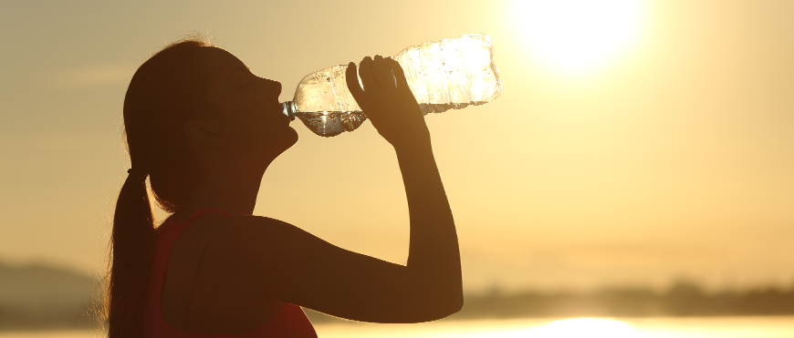 Why water really is 'the elixir of life'