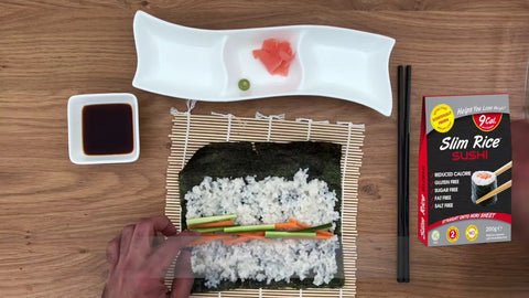 Update your diet plans with Japanese Delicacies - Slim Sticky Rice