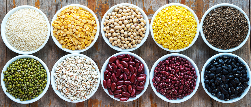 Pulses and weight loss