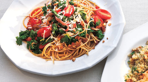 Slim Pasta - An Equally Delicious & Healthy Solution