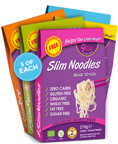 Assorted Pack of Slim Original