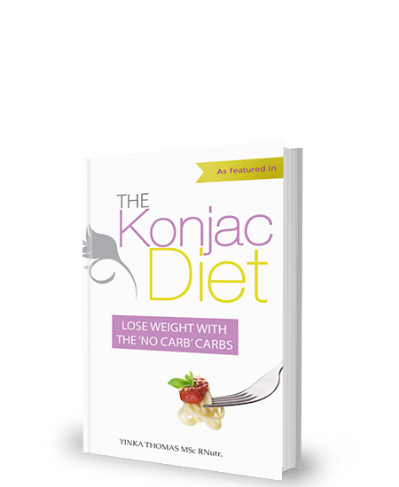 The Konjac Diet - by Yinka Thomas