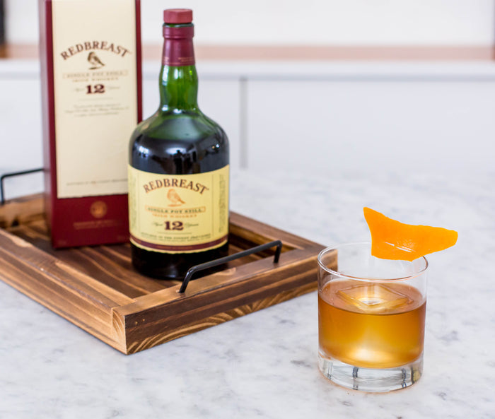 Redbreast Old Fashioned