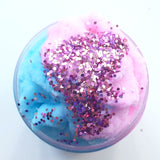 60ml Slime Fairy Tale Cloud Crystal Mud Drawstring Children Decompression Toys