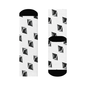 Socks - Ethereum - Crypto merchandise gift idea
