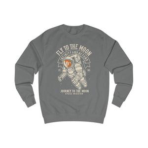 Sweater - Bitcoin Moon Mission - Crypto merchandise gift idea