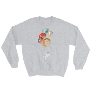 Sweater - Crypto Balloons - Crypto merchandise gift idea