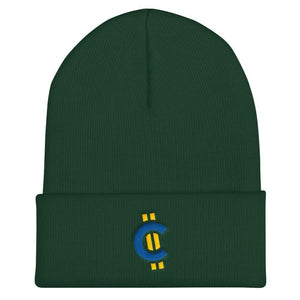 Beanie - BitCash - Crypto merchandise gift idea