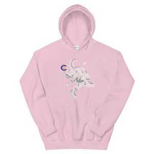 Hoodie - BitCash Slamdunk - Crypto merchandise gift idea