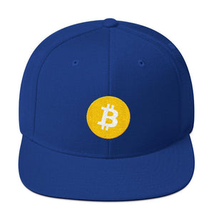 Cap - Bitcoin original - Crypto merchandise gift idea
