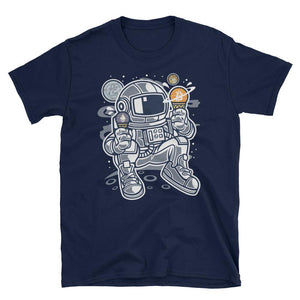 T-shirt - Crypto Space Ice - Crypto merchandise gift idea