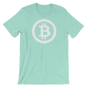T-shirt - Bitcoin Basic - Crypto merchandise gift idea