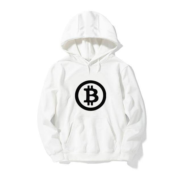 Hoodie - Bitcoin - Blockchain Stuff Crypto merchandise bitcoin merch tees