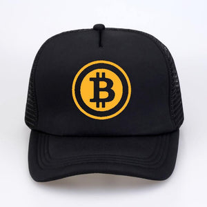 Cap - Bitcoin yellow