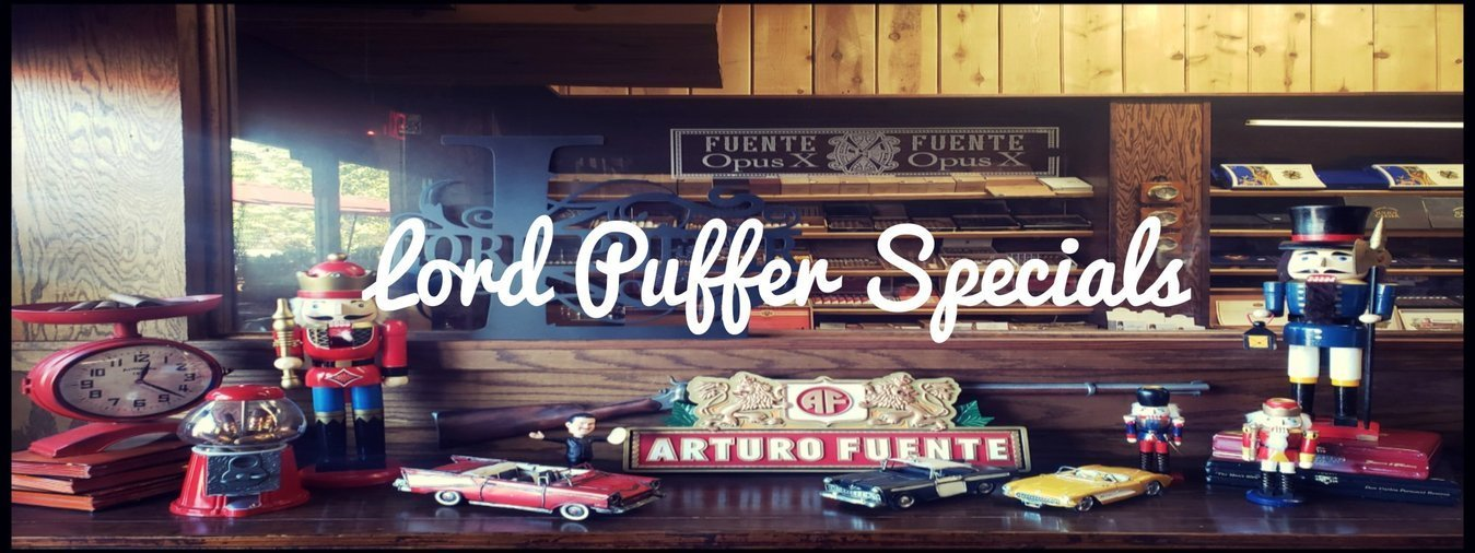 Arturo Fuente Event Specials | Lord Puffer Cigars