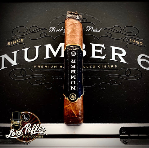 Rocky Patel Number Six Lord Puffer Cigars Escodido, CA JJ Williams Photo