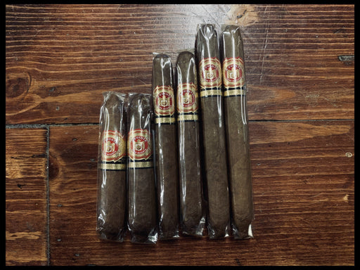 Arturo Fuente Hemingway Natural Sampler (6 Pack)