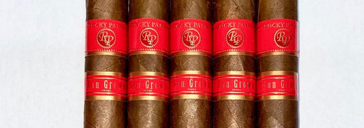 Rocky Patel Sungrown Robusto 5 Pack