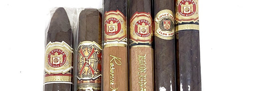 Fuente Friday Deal - Angela and JJ's Favorite 3+3 Sampler (6 Pack)