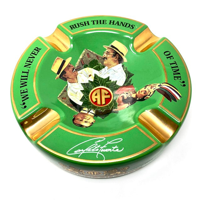 Arturo Fuente Green Ashtray