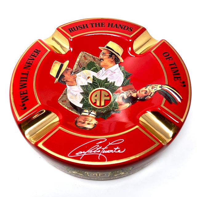 Arturo Fuente Red Ashtray