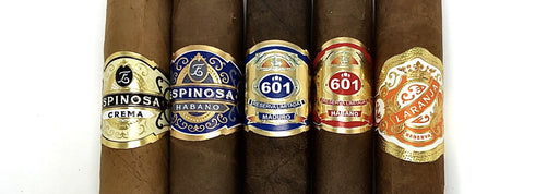Espinosa 5 Cigar Sampler Pack